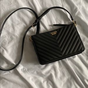 Victoria's Secret Quilted Crossbody Bag